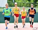 視覚障害競技、伴走より前にゴール