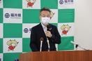 福井県地震で知事「大きな被害報告ない」