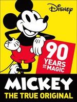 1928年11月18日の『蒸気船ウィリー』でのスクリーンデビューから90周年を迎えたミッキーマウス(C)Disney