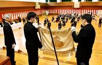 武生高池田分校、71年の歴史に幕
