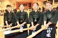 鬼滅人気で中学生女子剣士が急増