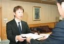 伊藤さん日商簿記1級 福井市職員 福井会議所で…