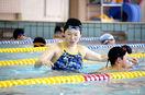 リオ五輪金メダルの平泳ぎ伝授