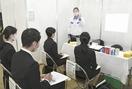 学生400人、県内企業の業務学ぶ