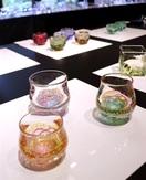 京滋ニュース ガラス工芸品黒壁の街彩る 滋賀・長…