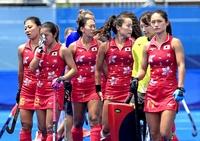 野村香奈の日本はスペインに敗れ5戦全敗 東京五輪ホッケー女子1次リーグ