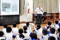 情報見極め 児童学ぶ 敦賀・松原小でメディア授業