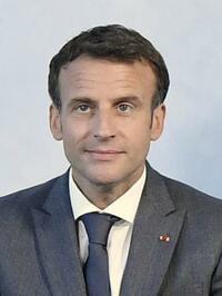 仏大統領、接種へ説得攻勢