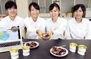 高校開発食品が宇宙食に、全国初