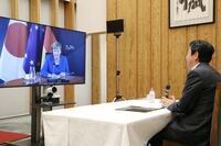 G7サミット成功へ協力、日独