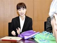ベトナムで活動の 竹澤さん帰国報告 青年海外協力隊で派遣