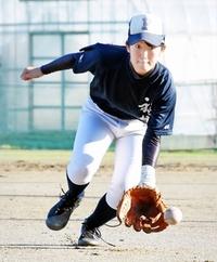 工大福井高から女子プロ野球選手