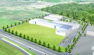 日本ゼオンが敦賀市に工場増設へ