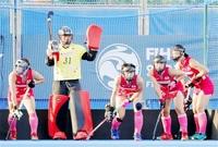 日本、インドに敗れ2位 女子8カ国大会