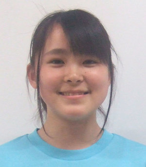 足羽高校の三浦莉桜が日本新記録