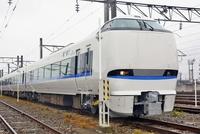 京都線の事故で北陸線の特急に遅れ