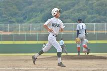 【写真】高校野球、足羽-鯖江