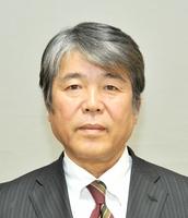 県会自民党の斉藤新緑会長