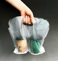 グッドデザイン・ベスト100に選ばれたミヤゲンのレジ袋「キャリーカップ」