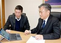 アンモニア製造研究へ 新エネ水素の輸送に活用 FTEC(敦賀)コスト減探る
