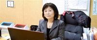 【こんにちは】福井の教育あるがままを伝える 中教審委員で至民中校長 小林真由美さん