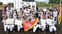 木田福井8年ぶり制覇 学童野球 春江 反撃あと一歩