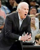 連続プレーオフ記録に挑む NBA名将率いるスパ…