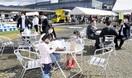 交流拠点 膨らむ活用案 敦賀駅西 社会実験飲食…