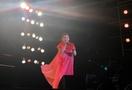 華原朋美、妊娠公表後初ステージ「歌っているとおな…