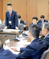 高速炉工程表に「敦賀」なし 国に具体的回答要請を 市会特別委、市に意見