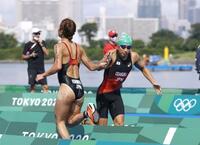 「大型サイド」東京五輪のジェンダー平等推進 男女混合種目、魅力と課題