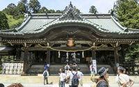 神祭る、自然豊かな双耳峰 関東平野を一望 茨城県・筑波山 旅すれば