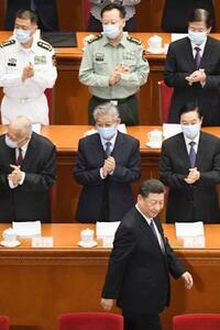中国、コロナ対応批判を封じ込め