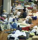 「大型サイド」避難所のコロナ対策指針 広域連携…