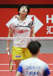 山口茜、世界ランク2位選手に完敗