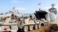 ロシア軍、クリミア撤退開始
