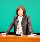 作家の林真理子さんが福井で講演