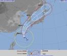 台風17号、福井への最接近いつ