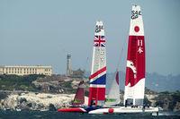 日本、連続2位と好発進 新設のセールGP スポーツランド