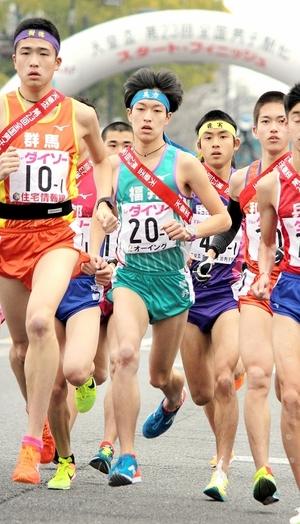 都道府県男子駅伝、福井は33位