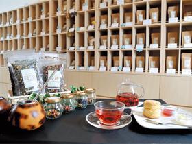 ハーブティー、紅茶、日本茶、好みの1杯に出合う楽しみ