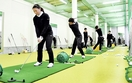 【頂への挑戦】コース熟知V狙うゴルフ