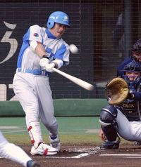 人格を変えて左右打席に 松井稼頭央、両打ちで大成 名球会リレーコラム