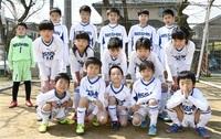 サッカー 日新FC(福井) 全員仲良く練習、活気 走れるチーム目標に ハツラツキッズ