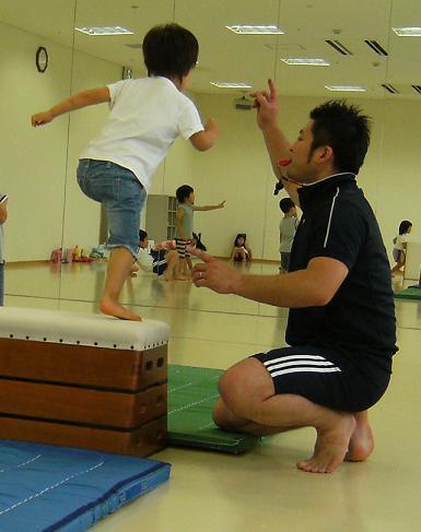 体育くらぶ(跳び箱、マット、鉄棒) 園児クラス(年中~年長)