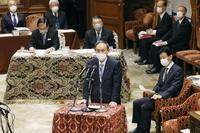 コロナ緊急事態宣言10都府県で延長と首相表明