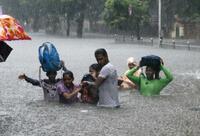 温暖化、世界の災害急増
