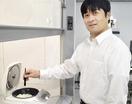 炊きたてご飯の香り成分測定に成功