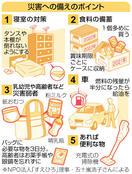 東日本大震災10年 備え点検 寝室の安全対策 …