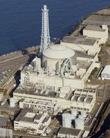高速増殖原型炉もんじゅ=2016年12月、福井県敦賀市